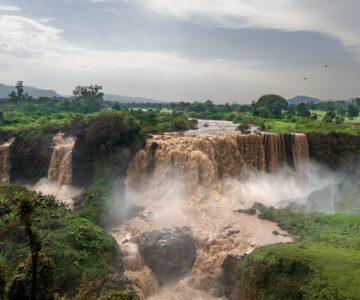 Blue Nile Waterfalls Ethiopië   Groepsreizen