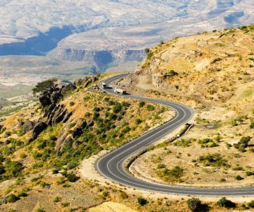 Great Rift Valley Road Ethiopië   Groepsreizen