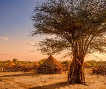 Omo vallei Ethiopië   Groepsreizen
