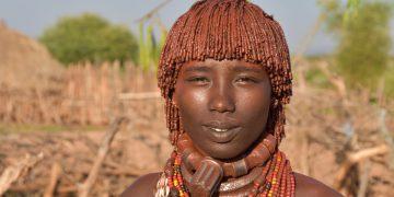 Traditionele stam Ethiopië   Groepsreizen